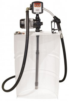 VERTICAL COMPLETE KITS WITH TELESCOPIC TUBE AND AG-90 PUMP