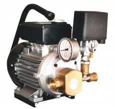 EA-88 (0.37 kW) 230 VAC pump with pressure switch